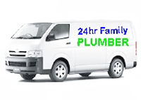 Well Stocked Plumber Van